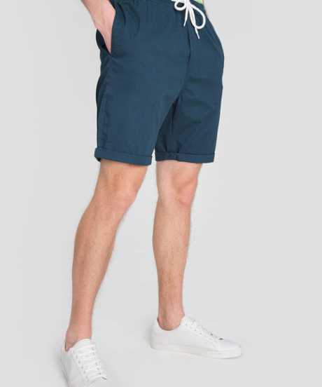 Фото Базовые шорты из хлопка