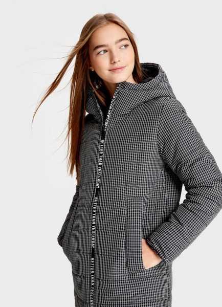 Фото Утеплённое пальто