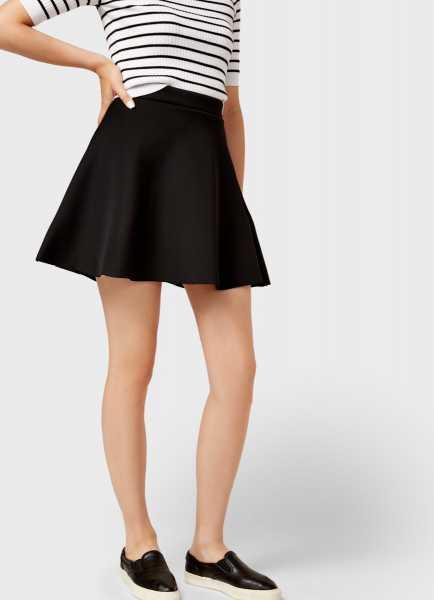 Фото Расклешённая юбка