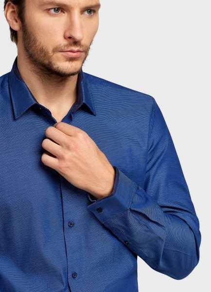 Фото Рубашка из жаккардовой ткани