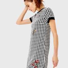 Фото Трикотажное платье