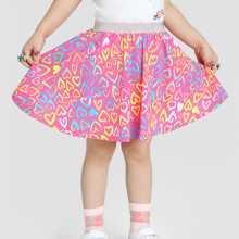 Фото Трикотажная юбка для  девочек