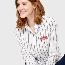 Фото Рубашка в полоску