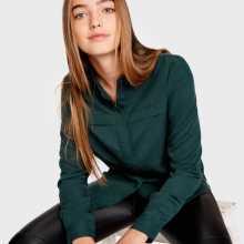 Фото Блузка из тенселя